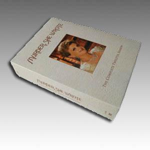 Murder, She Wrote Season 12 DVD Boxset