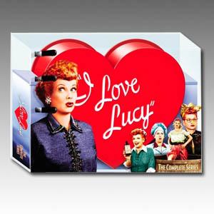 I Love Lucy Seasons 1-9 DVD Boxset