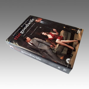 The Good Wife Seasons 1-2 DVD Boxset