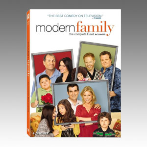 Modern Family Seasons 1-2 DVD Boxset