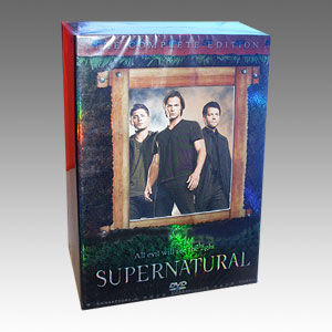 Supernatural Seasons 1-6 DVD Boxset