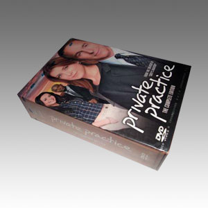 Private Practice Seasons 1-4 DVD Boxset