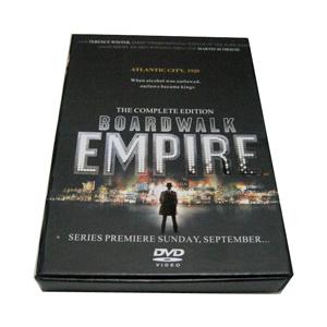 Boardwalk Empire Season 1 DVD Boxset