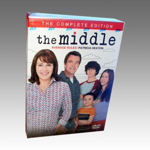 The Middle Seasons 1-2 DVD Boxset