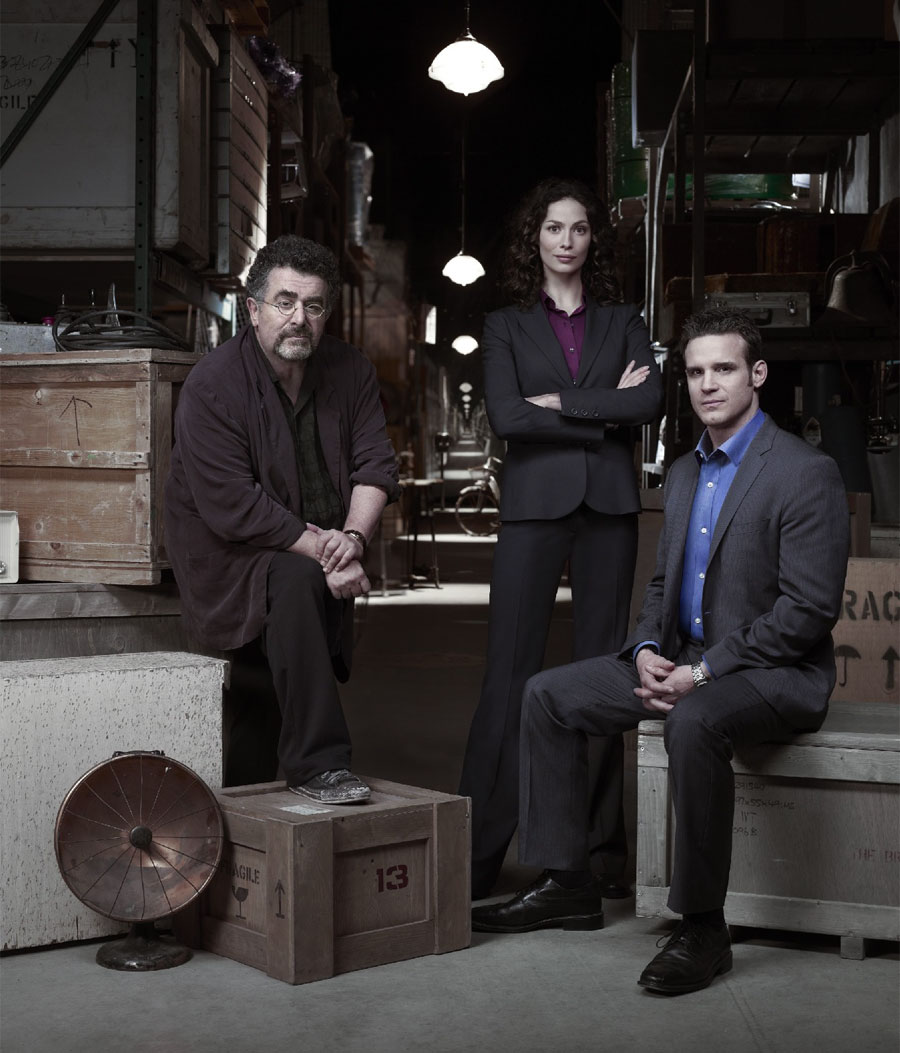 Warehouse 13 Season 2 DVD Boxset