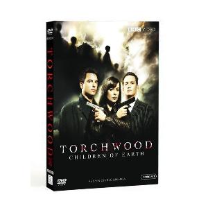 Torchwood Seasons 1-3 DVD Boxset