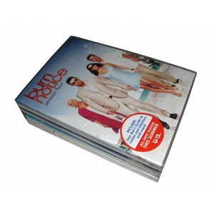Burn Notice Seasons 1-4 DVD Boxset