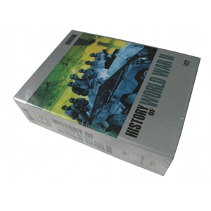BBC History of The World War II DVD Boxset