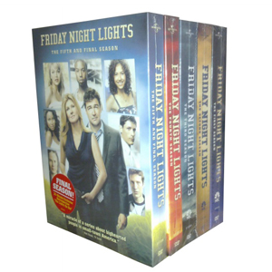 Friday Night Lights Seasons 1-5 DVD Boxset