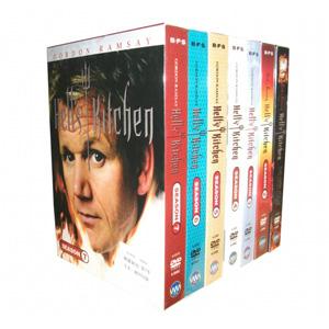 Hell's Kitchen Seasons 1-7 DVD Boxset