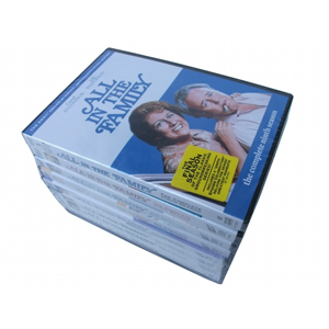 ALL In The Family Seasons 1-9 DVD Boxset