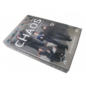 Chaos Season 1 DVD Boxset