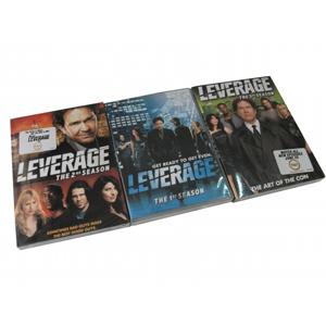 Leverage Seasons 1-3 DVD Boxset