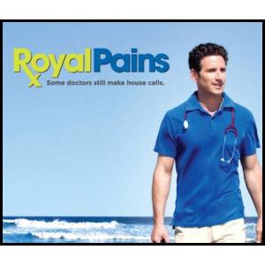 Royal Pains Season 3 DVD Boxset