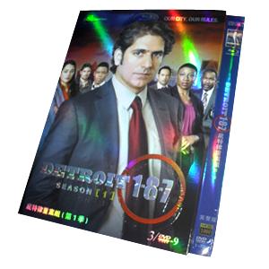 Detroit 1-8-7 Season 1 DVD Boxset
