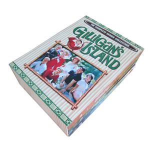 Gilligan's Island Seasons 1-3 DVD Boxset