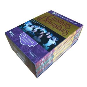 Upstairs Downstairs Seasons 1-5 DVD Boxset