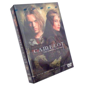 Camelot Season 1 DVD Boxset