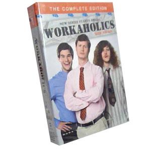 Workaholics Season 1 DVD Boxset