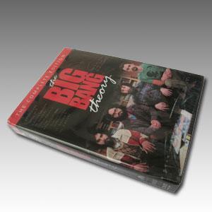 The Big Bang Theory Season 4 DVD Boxset