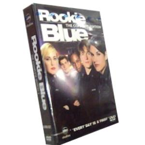 Rookie Blue Season 2 DVD Boxset