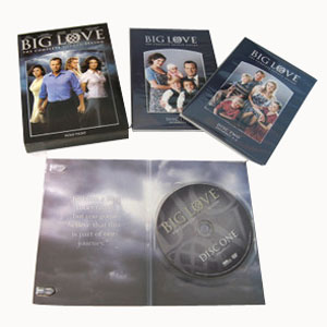 Big Love Seasons 1-4 DVD Boxset