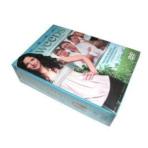 Weeds Seasons 1-7 DVD Boxset