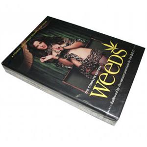 Weeds Season 7 DVD Boxset