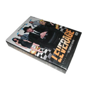 Leverage Season 4 DVD Boxset