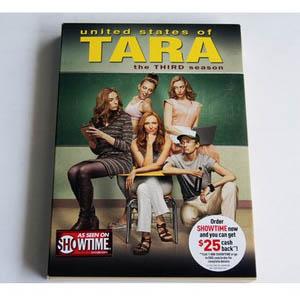 United States of Tara Season 3 DVD Boxset