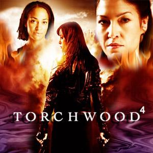 Torchwood Season 4 DVD Boxset