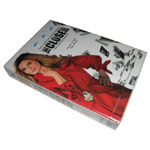 The Closer Season 7 DVD Boxset