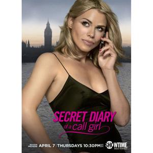 Secret Diary Of A Call Girl Seasons 1-4 DVD Boxset