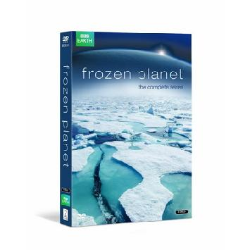 Frozen Planet Season 1 DVD Boxset