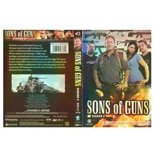 Sons of Guns Season 2 DVD Boxset