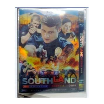 Southland Season 4 DVD Boxset