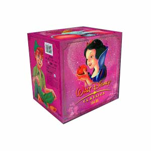 Walt Disney's 100 Years Of Magic 164 Discs DVD Boxset