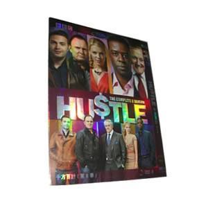 Hustle Season 8 DVD Boxset