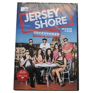 Jersey Shore Season 4 DVD Boxset