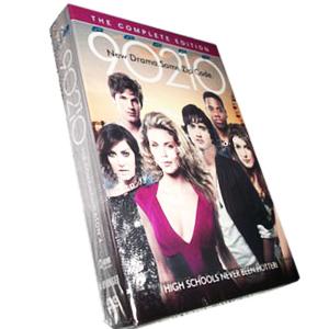 90210 Season 4 DVD Boxset