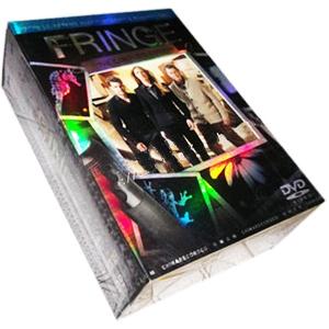 Fringe Season 1-4 DVD Boxset