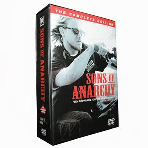 Sons of Anarchy Complete Seasons 1-4 DVD Boxset