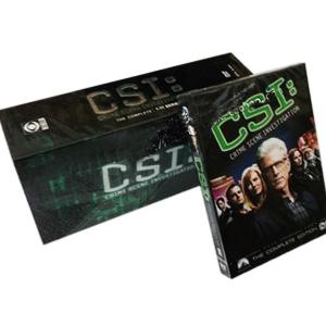 CSI Las Vegas Seasons 1-12 DVD Boxset