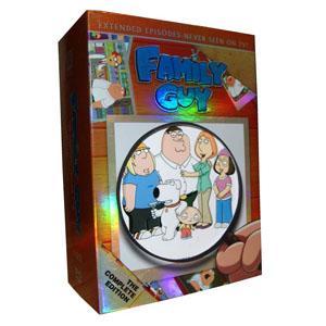 Family Guy Seasons 1-10 DVD Boxset