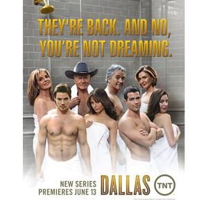 Dallas Season 1 DVD Boxset