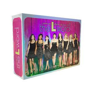 The L Word Seasons 1-6 DVD Boxset