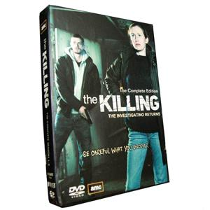 The Killing Seasons 1-2 DVD Boxset