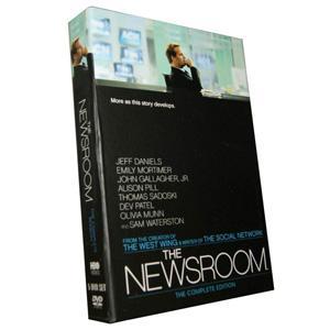 The Newsroom Season 1 DVD Boxset