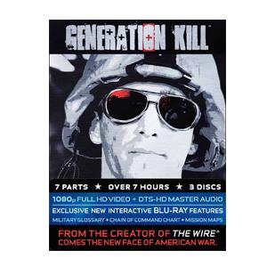 Generation Kill Complete Season 1 DVD Boxset