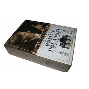 Roman Polanski Ultimate Collection DVD Boxset